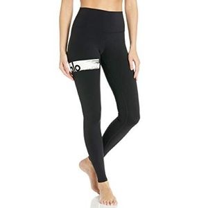Black ALO yoga leggings